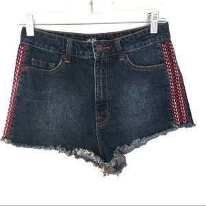 [BDG] High Rise Jean Denim Mini Shorts Size 29
